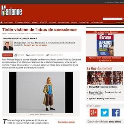 Tintin victime de l'abus de conscience - Shiretoko