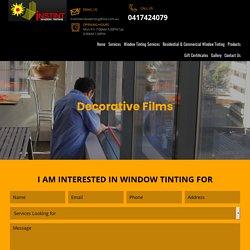 Commercial Window Tinting - Gosford, Woy Woy