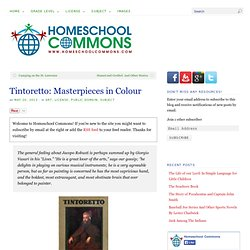 Tintoretto: Masterpieces in Colour