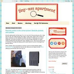 Tiny-Ass Apartment: August 2011