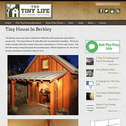 Tiny House In Berkley