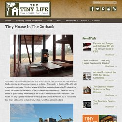 Tiny House In The Outback