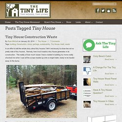 The Tiny Life » Tiny House