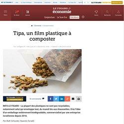 Tipa, un film plastique à composter