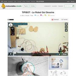 TIPIBOT - Le Robot Qui Dessine: 12 Steps