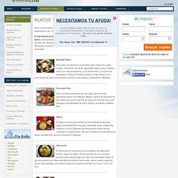 Platos Típicos de Colombia - Mejores Platos y Comida de Colombia