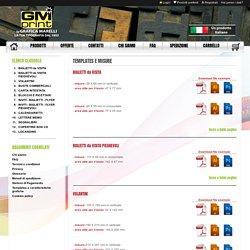 GM Print - tipografia on line by Grafica Marelli