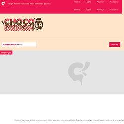 Tipografia para a Internet baseada no estilo gótico - Choco la Design