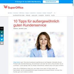 10 Tipps für guten Kundenservice
