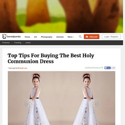 Top Tips For Buying The Best Holy Communion Dress
