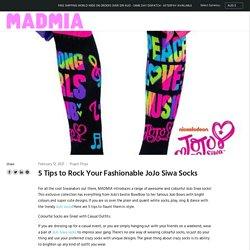5 Tips to Rock Your Fashionable JoJo Siwa Socks