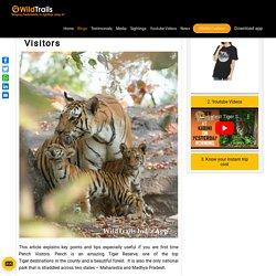 Pench Safari Booking