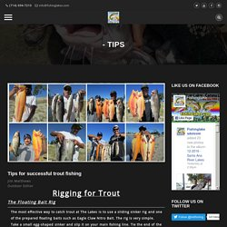 Tips – FishingLakes.com