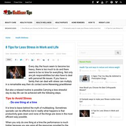 Three Tips For Panic Attacks As Well As Nervous Break Down Symptoms