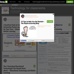 10 Tips to Help You Get Started » The Rapid eLearning Blog | Technology for classrooms
