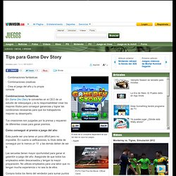 Tips para Game Dev Story - Univision Juegos