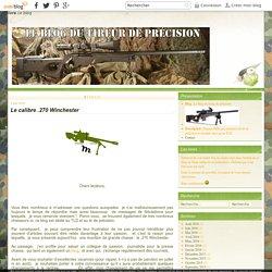le tir de precision - Le blog du tireur de précision