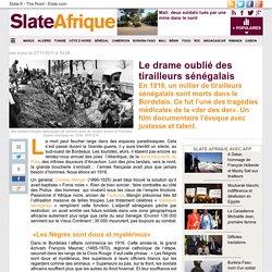 Le drame oublié des tirailleurs sénégalais