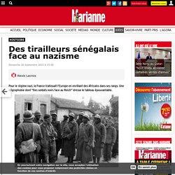 Des tirailleurs sénégalais face au nazisme