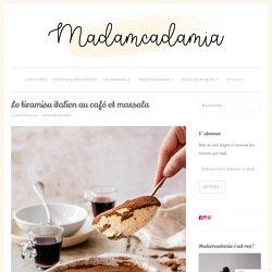 Le tiramisu italien au café et marsala