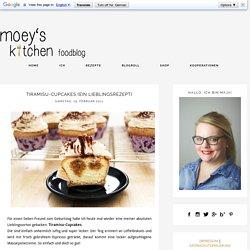 Tiramisu-Cupcakes (Ein Lieblingsrezept) / moey's kitchen