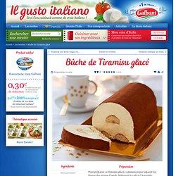 I love tiramisu - Recette : tiramisu glacé