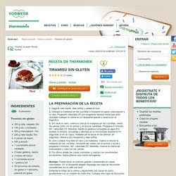 Tiramisú sin gluten by Thermomix® on www.recetario.es