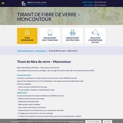 Tirant de fibre de verre - Moncontour - BRS Technologie