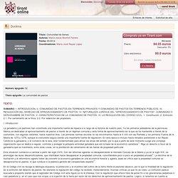 Tirant Online - Documento