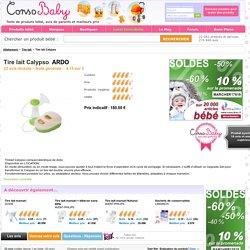 Tire lait Calypso ARDO : Avis, prix
