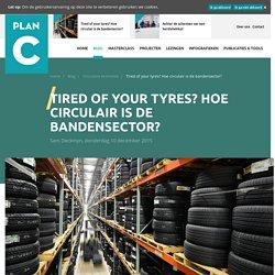 Infografiek, CE voor banden, Plan-C