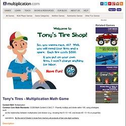 Tony's Tires