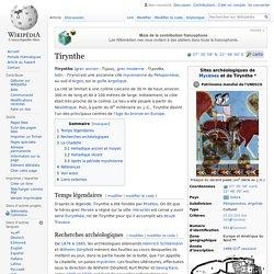 Tirynthe