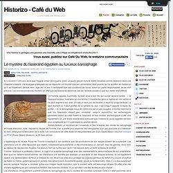 Le mystère du tisserand égyptien au luxueux sarcophage - Webzine Café Du Web-Mozilla Firefox