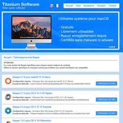 Titanium Software - Deeper