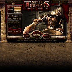 Online Games by Bigpoint | Your fans are cheering at War of Titans
