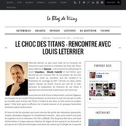 Le Choc des Titans – Rencontre avec Louis Leterrier