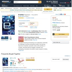 E-tivities: Amazon.co.uk: Gilly Salmon: 9780415881760: Books