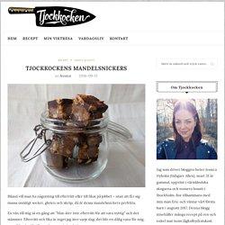 Tjockkockens Mandelsnickers
