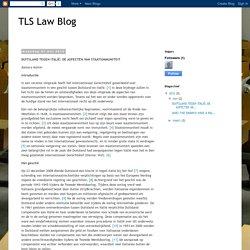 TLS Law Blog