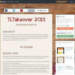 TLTakeover 2013