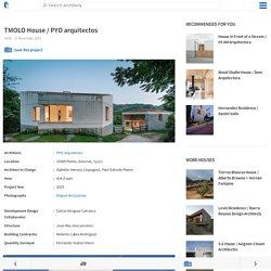 TMOLO House / PYO arquitectos