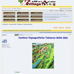 Cartine Topografiche Tabacco - Anno 2000