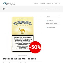 Tobacco and cigarettes - buy tobacco online - buy cigarettes online