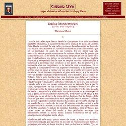 Tobías Mindernickel - Thomas Mann