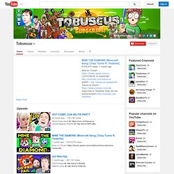 Tobuscus's Channel