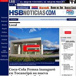 Coca-Cola Femsa inauguró en Tocancipá su nueva planta embotelladora
