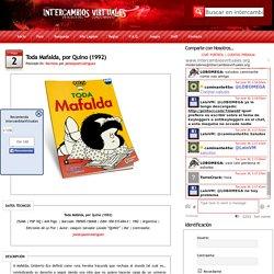 Toda Mafalda, por Quino (1992)