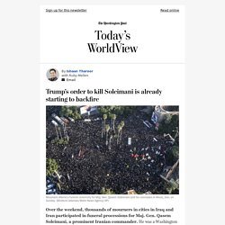 Today's WorldView from The Washington Post