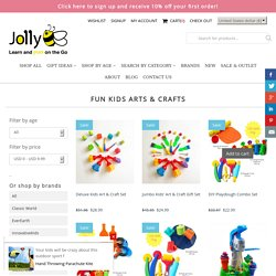 Best Toddler Fun Activities at Home & Art Supplies